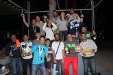 Finaliza el Regional Murciano de Funboard con la entrega de premios a los mejores del año