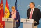 Renovaci�n de representantes del consorcio tur�stico V�as verdes de la Regi�n de Murcia