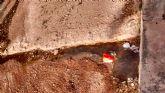 El PP denuncia el vertido de aguas residuales sin control al cauce de la rambla de La Santa durante varias semanas