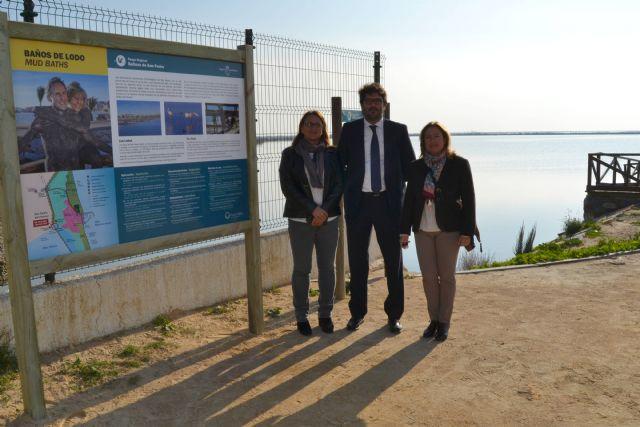 Turismo mejora la señalización de los baños de  Lodos ante el aumento de turistas extranjeros - 1, Foto 1
