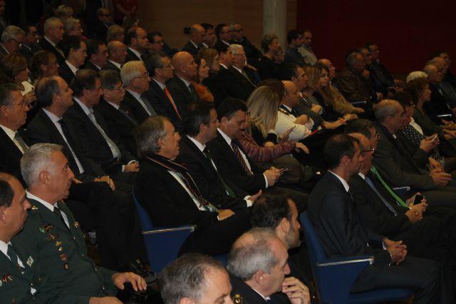 Alhama participa en el acto conmemorativo del XXXVII aniversario de la Constitución Española, Foto 2