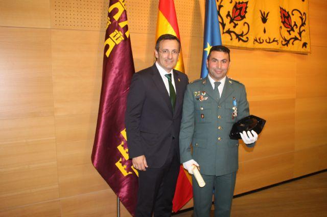 Alhama participa en el acto conmemorativo del XXXVII aniversario de la Constitución Española, Foto 3