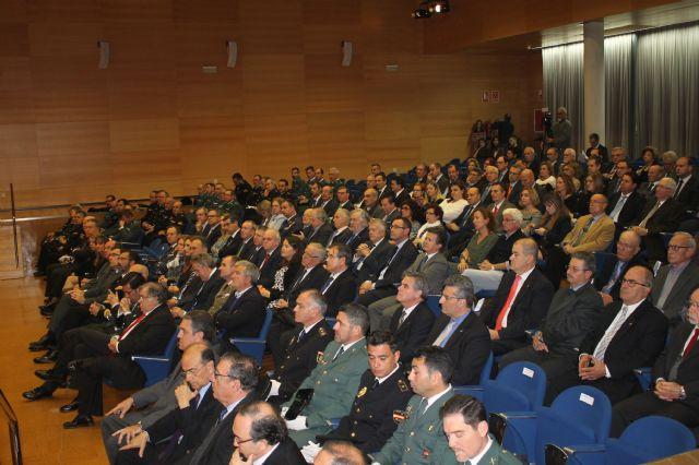 Alhama participa en el acto conmemorativo del XXXVII aniversario de la Constitución Española, Foto 4