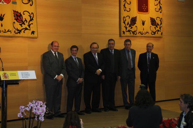 Alhama participa en el acto conmemorativo del XXXVII aniversario de la Constitución Española, Foto 6