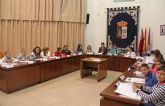 El Ayuntamiento de Puerto Lumbreras acoge Plenos Infantiles para conmemorar el Día de la Constitución