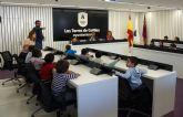 Pleno infantil para celebrar la Constitución en Las Torres de Cotillas