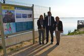 Turismo mejora la señalización de los baños de  Lodos ante el aumento de turistas extranjeros
