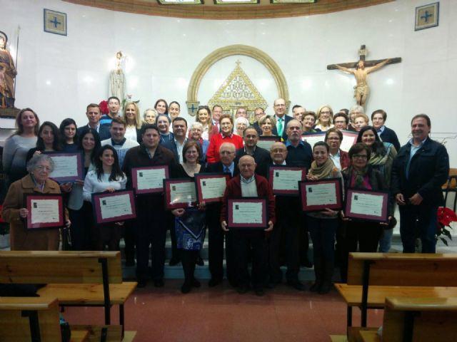 La Federación Lares premia al Ayuntamiento de San Pedro del Pinatar por su acción voluntaria - 1, Foto 1