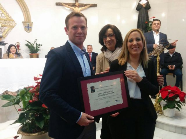 La Federación Lares premia al Ayuntamiento de San Pedro del Pinatar por su acción voluntaria - 2, Foto 2