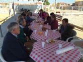 Los voluntarios torreños celebran su 'Día Internacional' con los usuarios del servicio