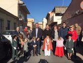 """Las comunidades educativas de los colegios """"Santa Eulalia"""" y """"Reina Sof�a"""" celebran sus tradicionales romer�as escolares"""