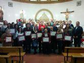 La Federación Lares premia al Ayuntamiento de San Pedro del Pinatar por su acción voluntaria
