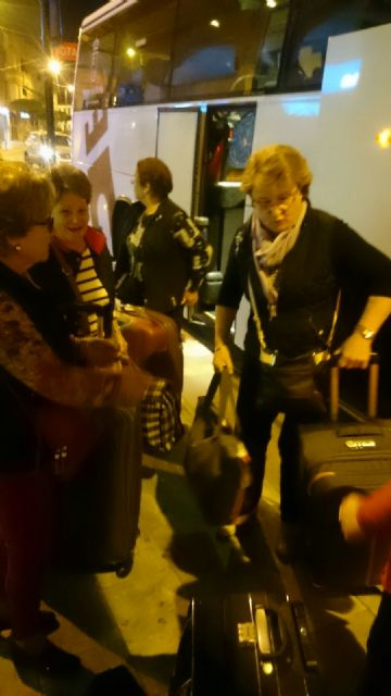 Nuestros mayores son viajeros, Foto 1