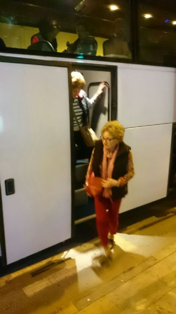 Nuestros mayores son viajeros, Foto 5