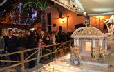 San Pedro del Pinatar da la bienvenida a la Navidad con la apertura del belén y el encendido de las luces