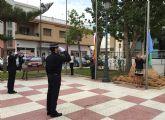 San Pedro del Pinatar conmemora el trigésimo séptimo aniversario de la Constitución Española