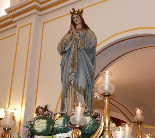 La Inmaculada Concepción celebra su onomástica, Foto 1