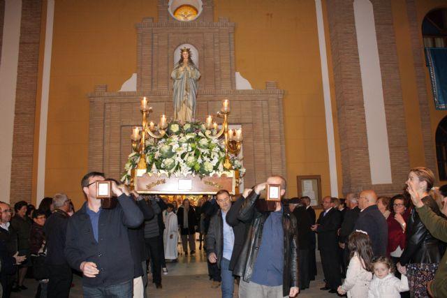 La Inmaculada Concepción celebra su onomástica, Foto 3