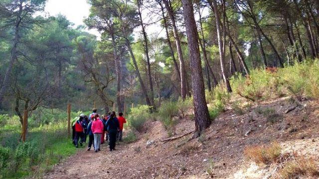 Los scouts se van de Campamento de Invierno, Foto 2