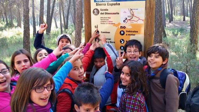 Los scouts se van de Campamento de Invierno, Foto 3