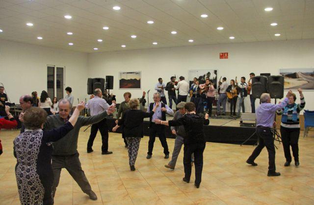 Baile de parrandas para cerrar las fiestas de la pedanía de La Estación- Esparragal en honor a la Purísima 2015 - 1, Foto 1