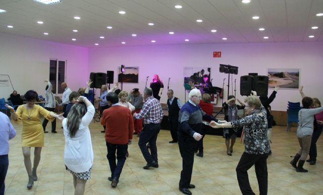 Baile de parrandas para cerrar las fiestas de la pedanía de La Estación- Esparragal en honor a la Purísima 2015 - 2, Foto 2