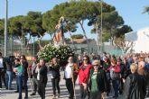 La Solemne procesión de la Purísima Concepción 2015 pone el broche final a las fiestas de Los Narejos