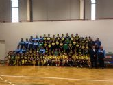 La Escuela de Fútbol de El Mirador presentó a sus 6 equipos federados