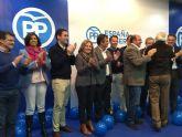 El Partido Popular de la Regi�n de Murcia celebraba el viernes su primer mitin