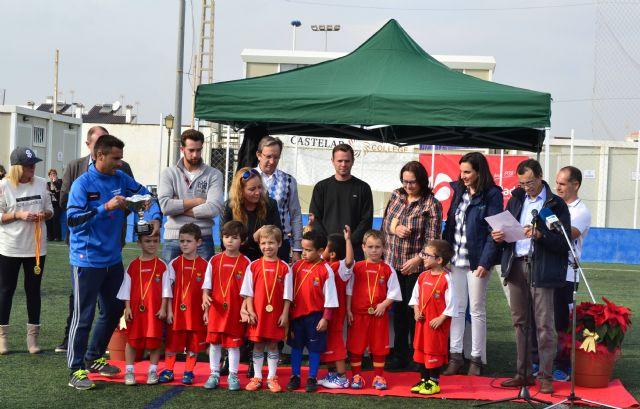 La EFB Pinatar celebra el I Torneo de Fútbol Base Biberón-Chupeta - 2, Foto 2