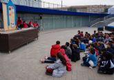 El 'Día de los Derechos Humanos' se celebra en Las Torres de Cotillas con actividades infantiles y labor informativa