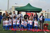 La EFB Pinatar celebra el I Torneo de Fútbol Base Biberón-Chupeta