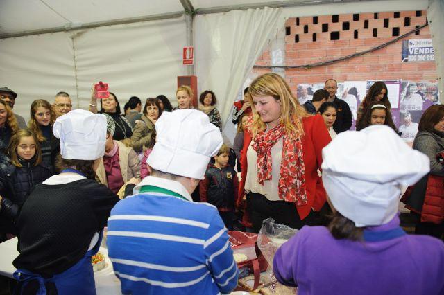 gAstrogAllo Junior reúne a una veintena de niños que muestran sus dotes en la cocina, Foto 2
