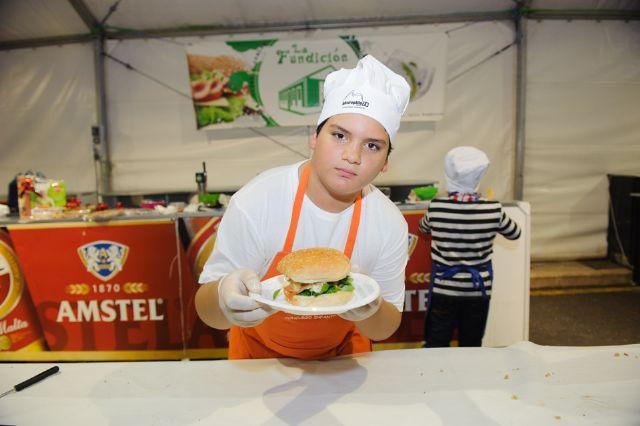 gAstrogAllo Junior reúne a una veintena de niños que muestran sus dotes en la cocina, Foto 4