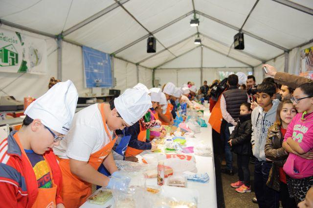 gAstrogAllo Junior reúne a una veintena de niños que muestran sus dotes en la cocina, Foto 5