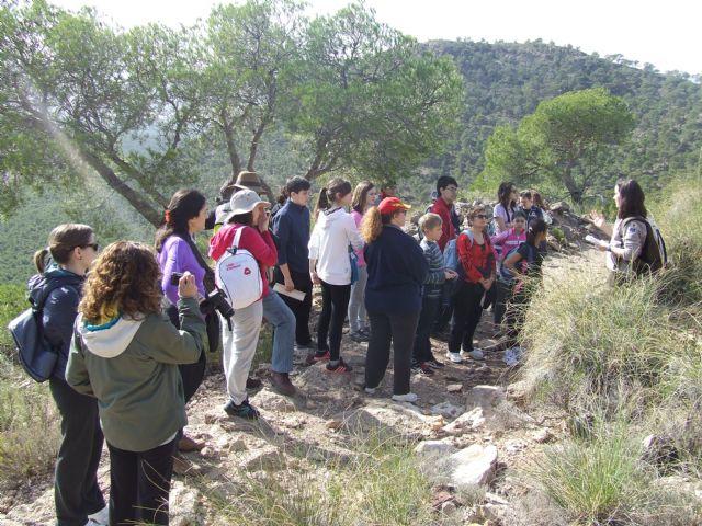 Organizan este fin de semana actividades de voluntariado y una ruta guiada por Sierra Espuña, Foto 1