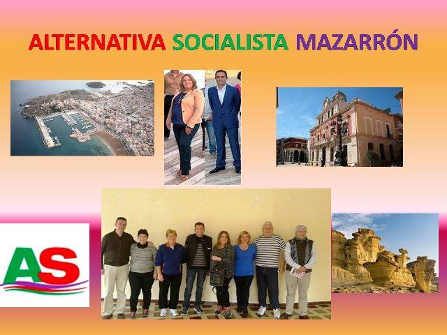 Alternativa Socialista de Mazarrón elige a Eva María Acosta y José de la Cruz coprimeros secretarios, Foto 1
