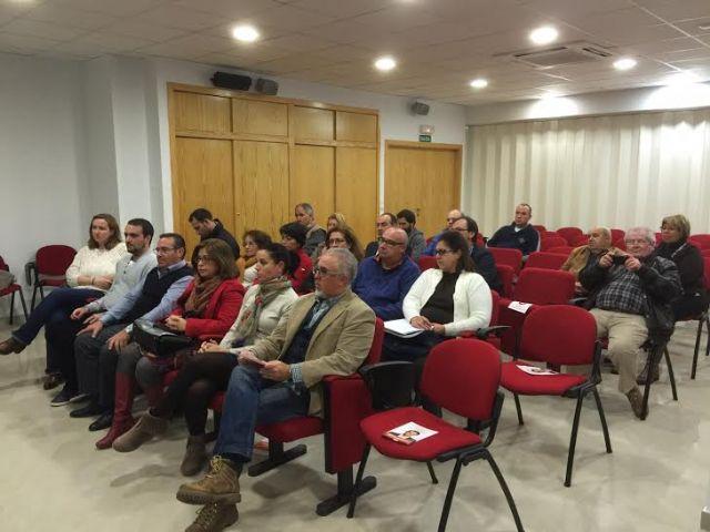 C´S explicó en San Javier su propuesta de la gratuidad de los libros de texto en Murcia - 2, Foto 2