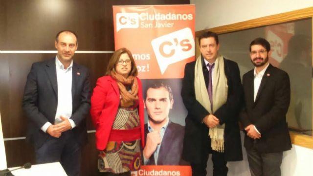 C´S explicó en San Javier su propuesta de la gratuidad de los libros de texto en Murcia - 3, Foto 3