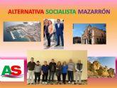 Alternativa Socialista de Mazarrón elige a Eva María Acosta y José de la Cruz coprimeros secretarios