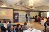 Multitudinario encuentro de afiliados y simpatizantes del Partido Popular en Puerto Lumbreras
