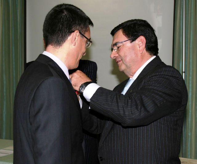 Medalla de oro al mérito profesional de la seguridad y salud en el trabajo - 2, Foto 2