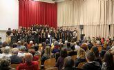 La Coral de la Universidad de Murcia presenta su concierto 'Rumbo a Broadway' en Puerto Lumbreras