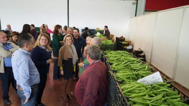 EL PP Regional Visita a Agrimur en Mazarrón, Foto 1