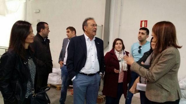 Visita del Partido Popular a la empresa PCS GRAPHIC ART PRODUCTS, S.L, Foto 1