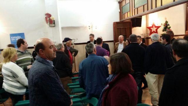 Acto sectorial del PP con la Consejera de Agua, Agricultura y Medio Ambiente, Adela Martinez-Cachá, Foto 2