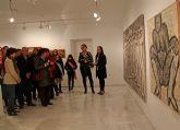 La Casa de los Duendes acoge la exposición 'Mirando hacia atrás' de la artista lumbrerense Adela García Olivares