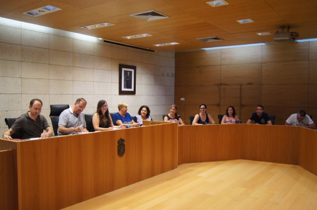 The inauguration ceremony of the eight new mayors-pedáneos be tomorrow