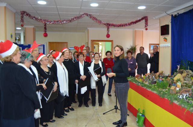 La Navidad inunda el Centro de Personas Mayores de San Javier - 2, Foto 2
