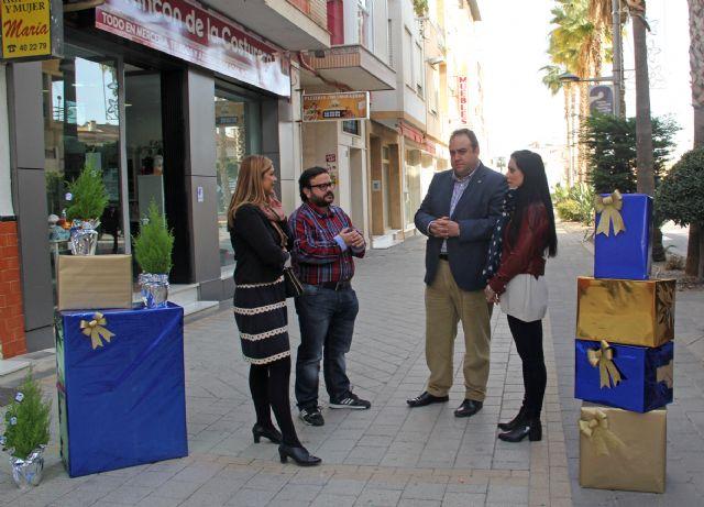 El Ayuntamiento de Puerto Lumbreras pone en marcha una nueva campaña para fomentar el comercio local en Navidad - 2, Foto 2